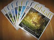 Magazin Falstaff Deutschland-Ausgabe 6 Ausgaben
