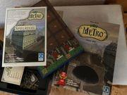 Gesellschaftsspiel Metro
