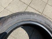 Kplt Satz neuwertiger Dunlop Sommerreifen