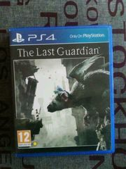PS4-Spiel The Last Guardian