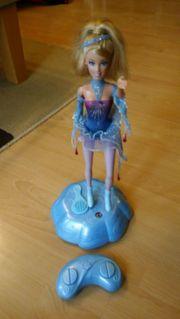 Barbie Eiskunstläuferin ferngesteuert von Mattel