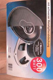 2 Lautssprecher 3Wege oval 300W