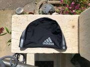 Adidas Infinitex Badekappe schwarz Kinder
