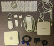 Mac mini OS X Version