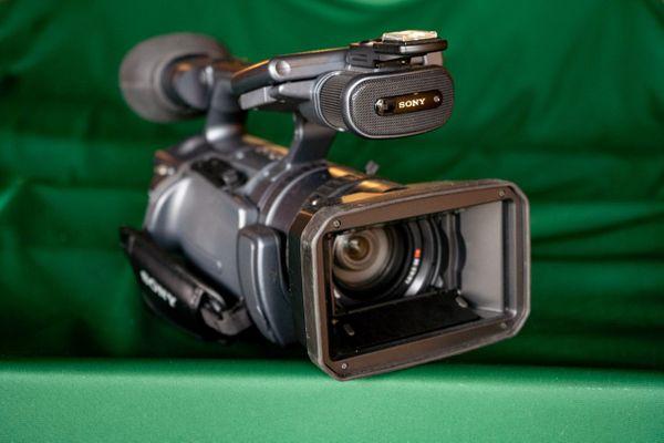 Verkaufe Sony HDR FX 1E