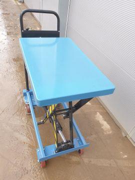 Geräte, Maschinen - Fetra 6832 hydraulischer Scherenhubtisch Hubtisch