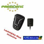 President Liberty-Mikrofon Mic Amateurfunk CB