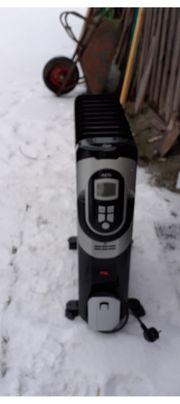 AEG ölradiator