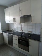 Küchenzeile mit allen Geräten inkl