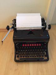 SIEMAG Schreibmaschine antik 1920 Topzustand