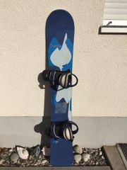 Snowboard- Set Burton 160 cm