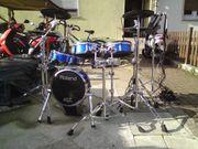 Roland TD30 in Blaumetallic