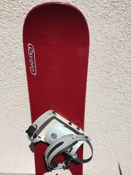 Snowboard Set Board von Oxygen: Kleinanzeigen aus Starnberg - Rubrik Snowboards