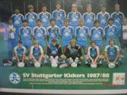 Kicker-Bild 1987 88