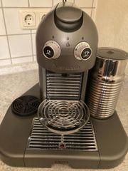 Krups Nespresso Maestria Kapselmaschine Kaffee