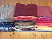 30 Teile - Pullover Blusen Shirts