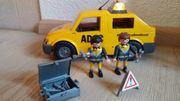 Playmobil ADAC Abschleppwagen abnehmb Dach