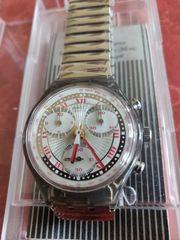 Verschiedene Swatch Chronographen und Automatikuhren