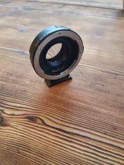 Viltrox EF-M2 Adapter Canon auf