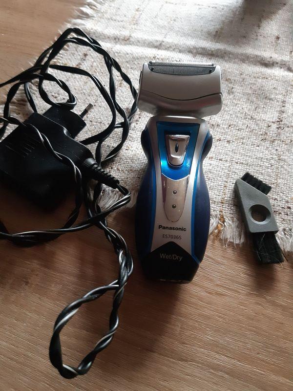 Panasonic ES 7036S Wet Dry