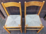 2 x Stuhl mit Lehne
