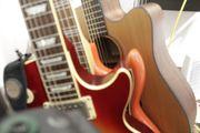 Gitarrenunterricht auf Distanz