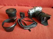 Fujifilm X-T20 incl 2 Objektive