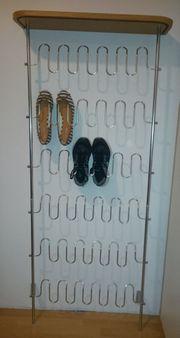 Raffinierte platzsparende Schuhaufbewahrung Schuhregal aus