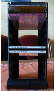CD- Ständer für dicke Doppel-