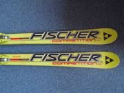 Fischer Ski Competition RC4 160