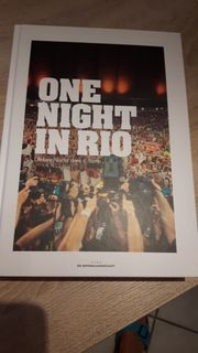 WM 2014 Buch One night