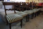 6 Antike Stühle - LD190611