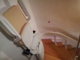 Treppenlift ACORN: Kleinanzeigen aus Frankfurt Bergen-Enkheim - Rubrik Medizinische Hilfsmittel, Rollstühle