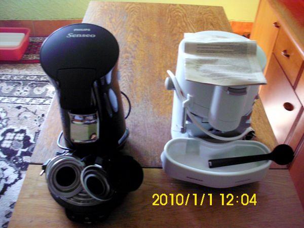 Kaffee und Espressomaschinene gebraucht