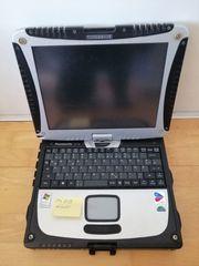 Panasonic Toughbook CF-18 Laptop Diagnose