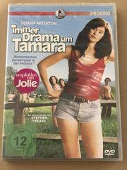 Immer Drama um Tamara DVD