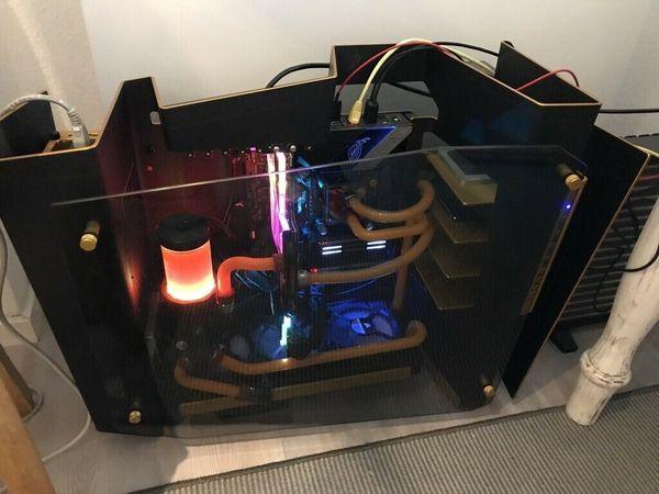 Highend Gaming Rechner i9 9900k