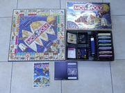 Monopoly Spiel Weltreise
