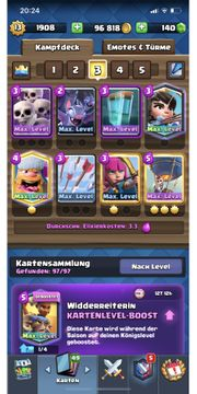 Clash Royale Acc Level13