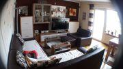 Wohnwand Wohnzimmerschrank Schrankwand mit Couchtisch