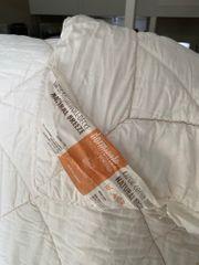 Dormiente zwei Ganzjahresbettdecken Baumwolle je