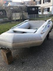 Schlauchboot- Yachttender
