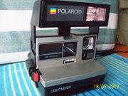Polaroid 630 Lightmixer Neuwertiger Zustand