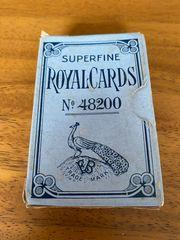 Superfine Royal Cards Bridge Kartenspiel