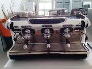 Faema Emblema espresso maschine Mazzer