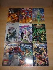 Sammlung DC Comics von Panini