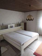 Doppelbett Einzelbett Lattenrost Matratze Schlafzimmer