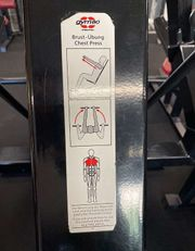 Brustpresse Gym80
