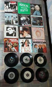 18 Vinyl 7 Lp s