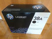 HP original Toner - Laserjet 38A